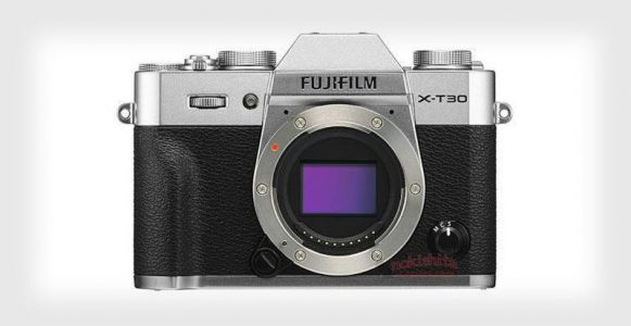 Fujifilm X-T30 Leaked Photos Show New Joystick