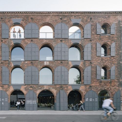 Empire Stores / S9 Architecture