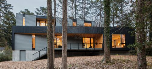Parks Residence / The Raleigh Architecture Co