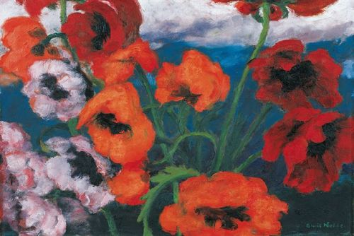 Emil Nolde. Born on this day in 1867