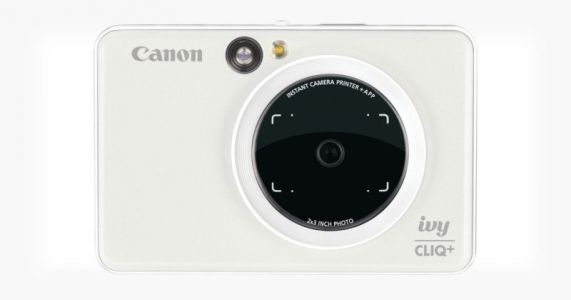 Canon Jumps Into Instant Cameras with the IVY CLIQ and CLIQ+