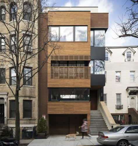 Park Slope Townhouse / Resolution: 4 Architecture