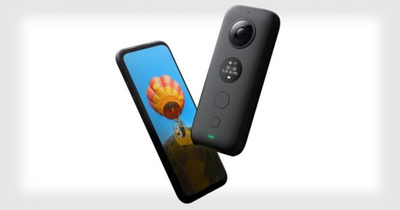 Insta360 ONE X is a 5.7K 360° Action Cam with 'Impossible' Stabilization
