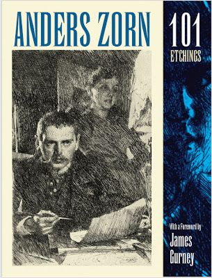 Book on Zorn's Etchings Arrives in a Month