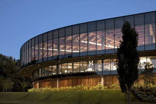 Metro YMCA Workplace Adaptation / Bora Architects + LEVER Architecture