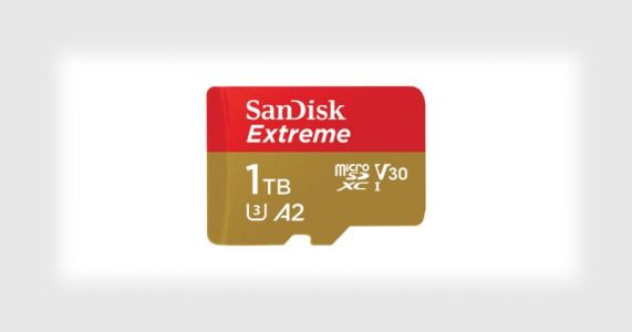 You Can Now Buy the First 1TB microSD Card