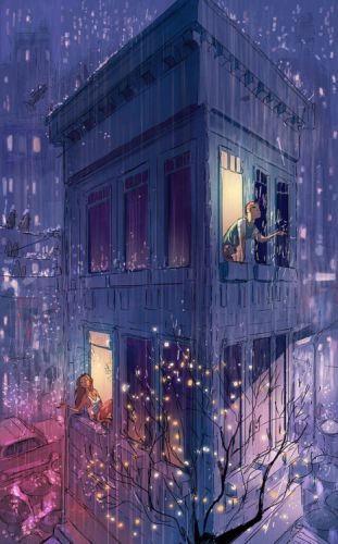 Crossconnectmag: Illustrations from Pascal Campion Pascal