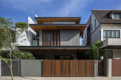 Open Ended House / Wallflower Architecture + Design
