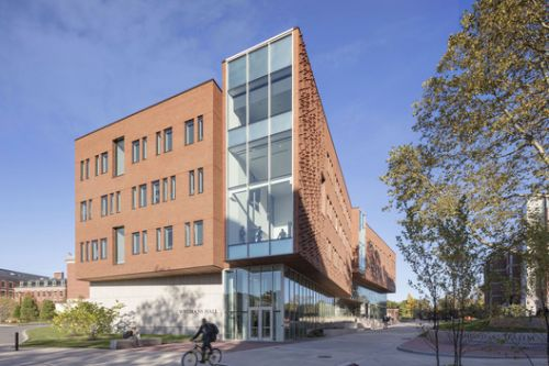 Goergen Institute for Data Science / Kva Kennedy & Violich Architecture