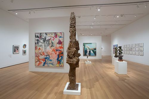 """The Ceramic Presence in Modern Art"" at Yale"