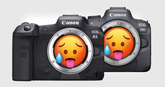 DPReview: Canon EOS R5 Overheating is a Problem in Real World Use
