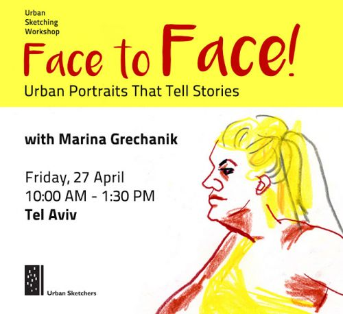 Face to Face! Urban Portraits That Tell Stories