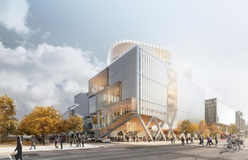 Provencher Roy Envisions Futureproof Timber Vertical Campus Building For Toronto