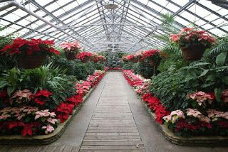 Rockefeller Park Greenhouse & Gardens Sketch Event