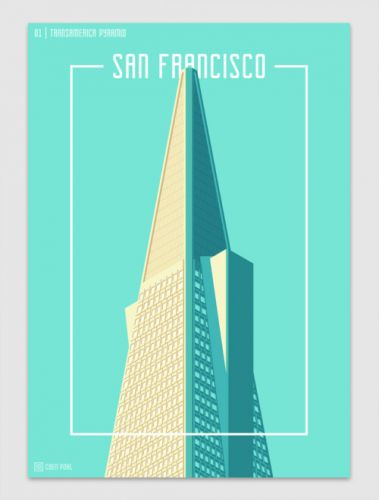 "Really-shit: Towers of San Francisco -  Coen Pohl""I'm Coen, a"