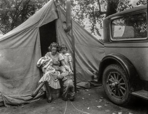 Squatter Mother: 1936