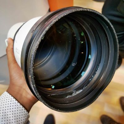 When a $13,000 Camera Lens Shatters on the Ground