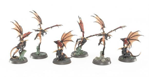 Showcase: Furies from Warcry