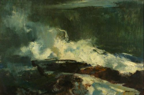 Henry Russell Ballinger: Soirées to Seascapes