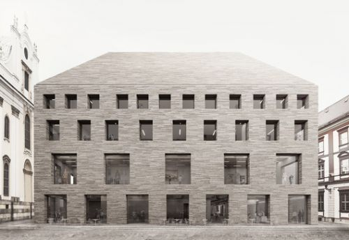 WXCA Architects' Polish Museum Proposal Wins First Prize in Open Architecture Competition