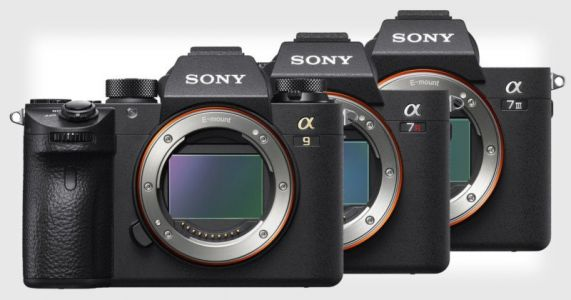 Sony a9, a7R III, and a7 III to Get AF Upgrade via Firmware Update