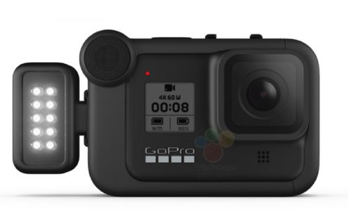 Leaked GoPro Hero8 Photos and Specs Reveal 'Media Module' Accessory