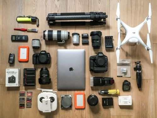 Travel Photography: Equipment and Pre-Travel Checklists