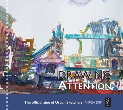 Drawing Attention March 2019