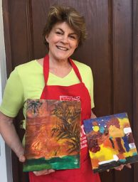 Private or Group Encaustic Classes