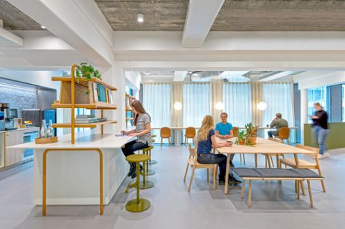 Uber EMEA Headquarters / Assembly Design Studio + Cannon Design