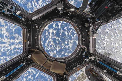An Astronaut and Photographer Collaboratively Document the Vast International Space Station in a New Book