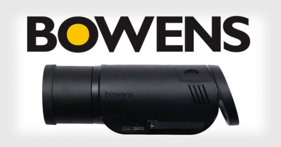 Bowens is Back from the Dead with the XMT500 Flash Head