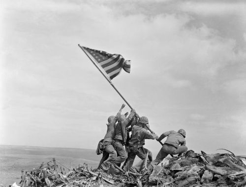 One of the Marines in Iconic Iwo Jima Photo Misidentified for Over 70 Years