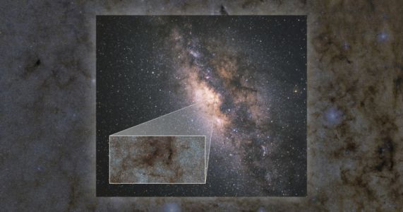 Scientists Photographed Our 'Galactic Bulge' Using a Dark Energy Camera