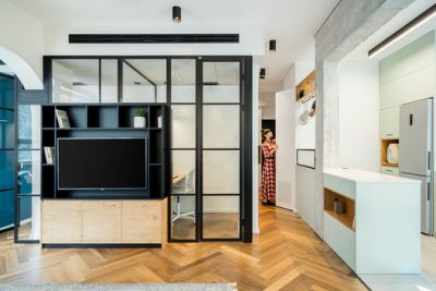 Work and Live / RUST architects