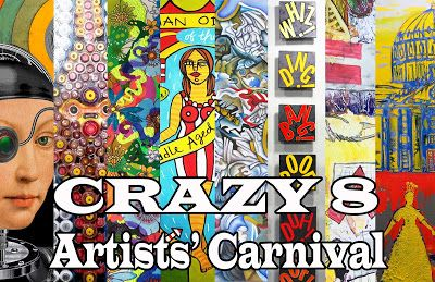 Crazy 8 Artists' Carnival Reception Thu Oct 13