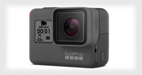 GoPro Unveils a $200 HERO, A Budget Action Cam for the Masses