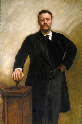 Worth a Thousand Words: John Singer Sargent's Theodore Roosevelt