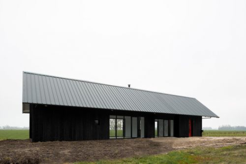 Barn in Spierdijk / Kevin Veenhuizen Architects
