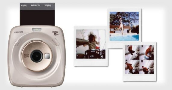 Fujifilm SQ20: A 3-in-1 Camera for Instax Square, Digital Photos, and Video
