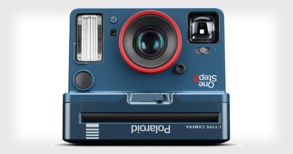 Polaroid Originals' 'Stranger Things' OneStep 2 Camera is Upside Down