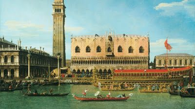 Canaletto Up Close
