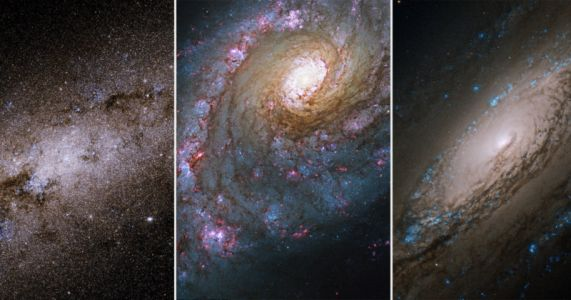 Hubble Releases 30 New Celestial Images to Celebrate its 30th Anniversary