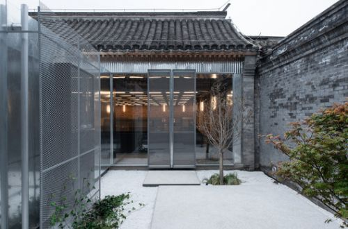 Revitalizing Theatrical Hutongscape / MINOR lab