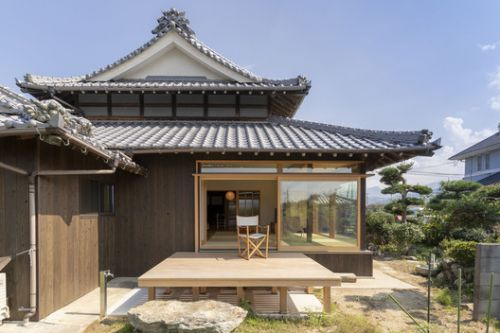 Traditional Kominka Renovation in Jonan / Takashi Okuno Architectural Design Office