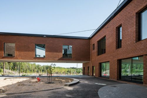 Sipoonlahti School Extension / Architects Rudanko + Kankkunen