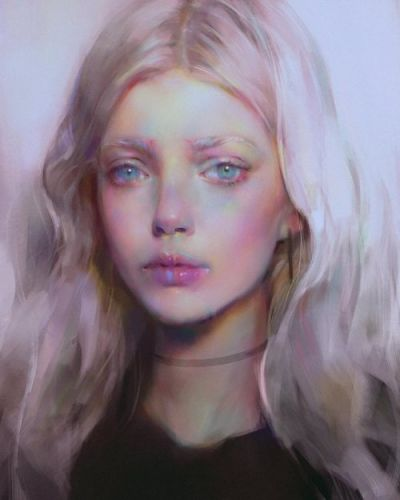 The Art of Yanjun Cheng Yanjun Cheng is a talented digital