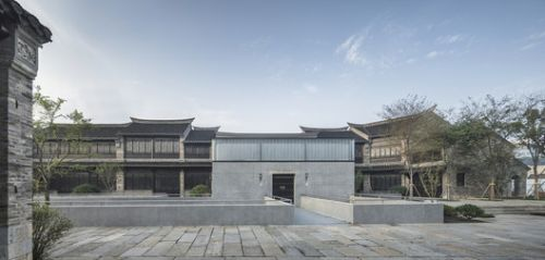 Xuzhou City Wall Museum / Continual Architecture