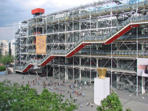 Richard Rogers Wins the 2019 AIA Gold Medal