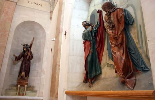 Stations of the Cross - Vatican, Bishop Barron